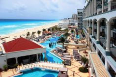 Hyatt Zilara Cancun- amazing all inclusive adults only resort!! Every room is ocean front!