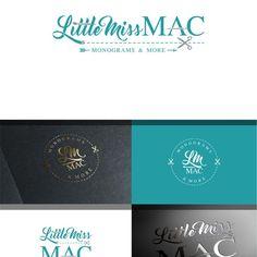 Craft an engaging logo for crafty Little Miss MAC by AlrazStu