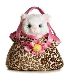 Pretty Kitty FancyPal Purse *** Want additional info? Click on the image.