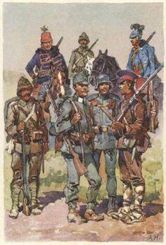 K.u.K. Soldaten