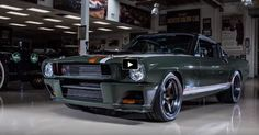 See all about the Ring Brothers Espionage '65 Mustang