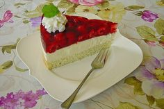 Dessert Cake Recipes, Sweet Desserts, Spaghetti Squash, Mac And Cheese, Vanilla Cake, Cheesecake, Food And Drink, Vegetarian, Baking