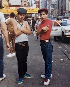 Jamel Shabazz. Back in the Days. The single photo that made me want to get into Photography.