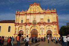 Cathedral - San Cristóbal de las Casas, Mexico