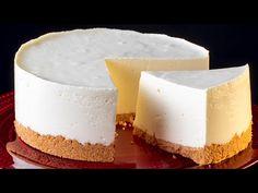 Mai pufos decat norii si e gata in doar 10 minute. Un cheesecake de neuitat. Yogurt Recipes, Baking Recipes, Cake Recipes, Dessert Recipes, Torte Cake, Pie Cake, No Bake Cake, Food Cakes, Sorbet Ice Cream