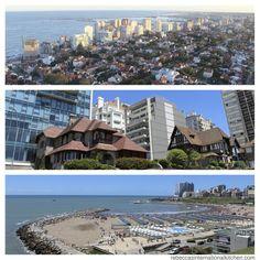 Views of Mar del Plata, Argentina