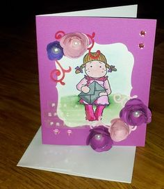 Made With Amore  by Vera Jorge: Birthday Card