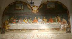 notizie  G.M.  guido michi: ALESSANDRO ALLORI-ULTIMA CENA 1582-Cenacolo di San...
