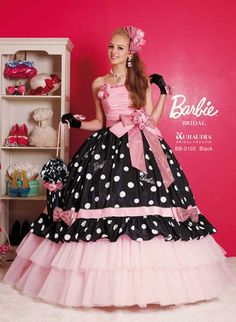 Barbie Barbie Bridal, Barbie Wedding Dress, Barbie Gowns, Princess Wedding Dresses, Barbie Dress, Ball Dresses, Ball Gowns, Prom Dresses, Beautiful Costumes
