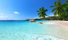 Best Beaches in the world 2014, Anse Lazio, Praslin Island, Seychelles -    http://cincuentopia.com/