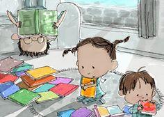 Priscilla Burris: Children's Book Week!