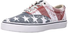 Sperry Top-Sider Men's Striper LL Sneakers Stars and Stripes