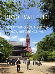 Here is a great guide packed with inspiration and tips for planning your Tokyo trip!