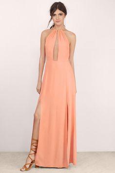 Role Model Slit Maxi Dress at Tobi.com #shoptobi