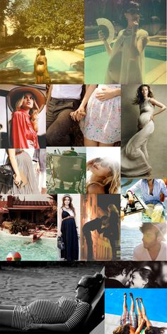 Boards for inspiration for each shoot. Good use for Pinterest...