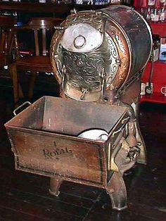 Royal Coffee Roaster 1913