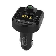 T10 <b>Bluetooth Car</b> MP3 FM Transmitter | Automobiles & Motorcycle ...
