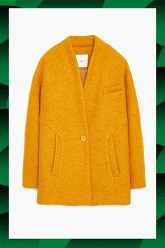 50 Winter Coats For Every Budget #refinery29  http://www.refinery29.com/winter-coats-for-every-budget#slide-17  $100-$250Because winter days can feel so dark…Mango Bouclé Wool Coat, $119.99, available at Mango....