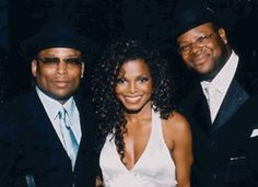 Terry Lewis Janet Jackson Jimmy Jam