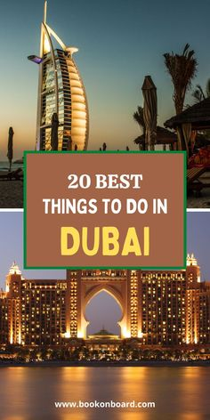 So you are finally making that trip to Dubai – one of the coolest places in the world. We are here with the top 20 Dubai travel things to do in #thingstodoindubaibucketlists #freethingstodoindubai
