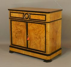 Biedermeier Sideboard Cabinet   Antiques Atlas