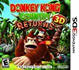 #ad  Donkey Kong Country Returns 3D  Donkey Kong's smash-hit return to platforming is being rebuilt from the ground up and optimized for portable play on the Nintendo 3DS system. Donkey Kong Country Returns 3D will launch in summer of 2013 with all of the ground-pounding, barrel-rolling, platforming action of the original brought to life with stunning 3D visuals.   Company:  Nintendo (2013-05-24) (2013-05-24)  List Price:  $29.99  Amazon Price:  $33.99  Used Price:  $6.40  http..