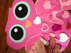 When it comes to Valentine's Day we think of love, pink, red, hearts, and why not owls! As a former preschool teacher this was one of my favorite crafts I did every year with my kiddos and they...