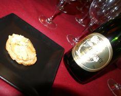 Perrier Jouët - Foie con Compota de Manzana