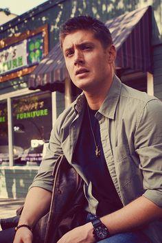 Dean Winchester <3 #Supernatural #JensenAckles