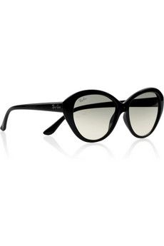 what do we think about cat eye ray-bans?