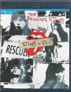 """Directed by Stephen Kijak. With The Rolling Stones, Mick Jagger, Keith Richards, Charlie Watts. A look at the creation and impact of the 1972 Rolling Stones album """"Exile on Main St. Rolling Stones Albums, Rolling Stones Concert, Los Rolling Stones, Exile On Main St, Music Documentaries, Stone Gallery, Charlie Watts, Old Paris, Stevie Wonder"""