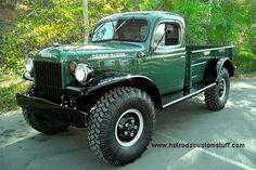 1957 Dodge power wagon! ♥♥♥