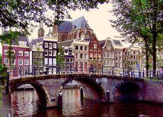 amsterdam favorit place, holland, amsterdam beautifulplac, list, bridg, travel, citi, space, beauti architectur