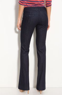 Kut from the Kloth 'Victoria' Trouser Jeans    Pretty much the only brand of jeans that have ever fit me properly, ever.
