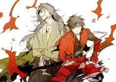 Drifters (Manga), Oda Nobunaga, Shimazu Toyohisa