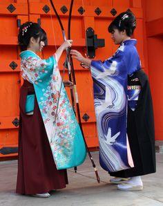 2015年 京都三十三間堂・通し矢 II : SONIC the PHOTOBLOG