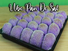 (Filipino Bread Rolls) Ingredients: 2 tsp instant dry yeast 1 cup warm water 3 cups All-Purpose flour 1 cup Bread flour (if you have no bread flour, you can just use All-Purpose flour (APF Monay Bread Recipe, Ube Bread Recipe, Filipino Bread Recipe, Pinoy Dessert, Filipino Desserts, Filipino Recipes, Filipino Food, Filipino Dishes, Ube Recipes