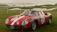2015 Pebble Beach Concours d'Elegance Photo Gallery - Autoblog