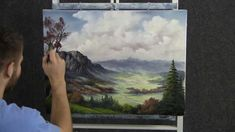Paint with Kevin Hill - Distant Valley