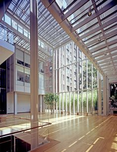 Pierpont Morgan Library & Museum, New York City, New York, United States - Renzo Piano