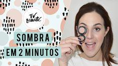 Sombra em 2 minutos - TV Beauté | Vic Ceridono