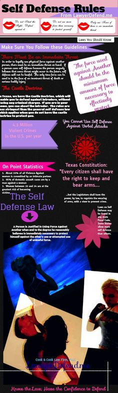 Self Defense Laws!