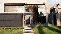 Arquitetura e Design de Interiores⠀ ◾|Dourados e Região⠀⠀⠀ ◾|67 99907-4083⠀⠀ ⠀ ◾| alessandrozramos@outlook.com ◾|Av. Marcelino Pires, 2858 ◾|Dourados / MS Fotografia: Aghata Valendolf @valendolfarquitetura  #arquitetura #dourados #matogrossodosul #arquiteto Garage Doors, Around The Worlds, Instagram, Outdoor Decor, Home Decor, Architecture Office, Houses, Interiors, Fotografia