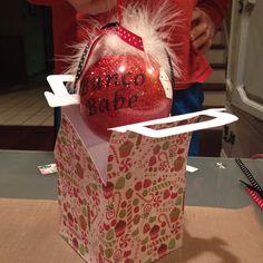 Christmas Ornament, Bunco Babe