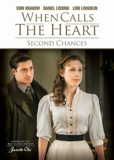 When Calls the Heart Second Chances DVD