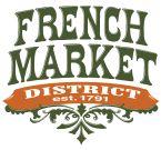 open 9-6 daily French Market Flea Market in New Orleans, LA