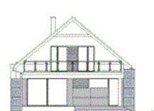 Elewacja HG-I22 CE House Layout Plans, House Layouts, Floor Plans, Design, Homes, House Floor Plans, Design Comics, Floor Plan Drawing
