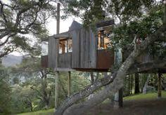 Post Ranch Inn treehouse in Big Sir Cali.