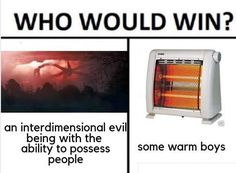 Warm boi for the win!