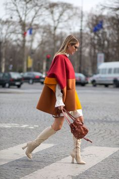 55 Fall Street style Outfits to Inspire You Outfit Outfit News Fashion, Fashion Moda, Look Fashion, Winter Fashion, Fashion Outfits, Womens Fashion, Modern Fashion, Trendy Fashion, Autumn Street Style